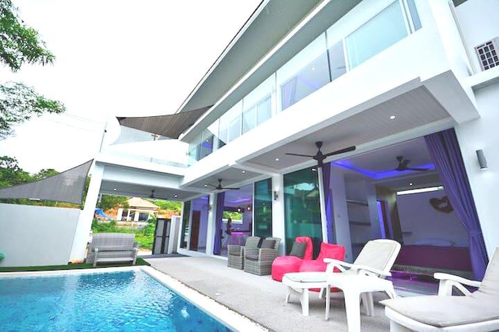 Villa mangos