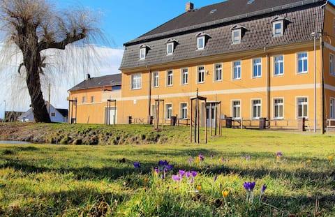 "Apartamento perto de ""Renaissanceschloss Ponitz"" -castle"