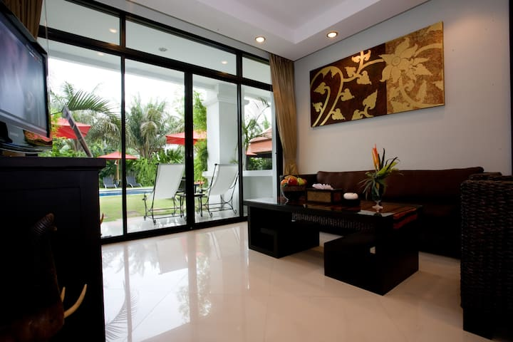 Executive Suite two bedroom 3