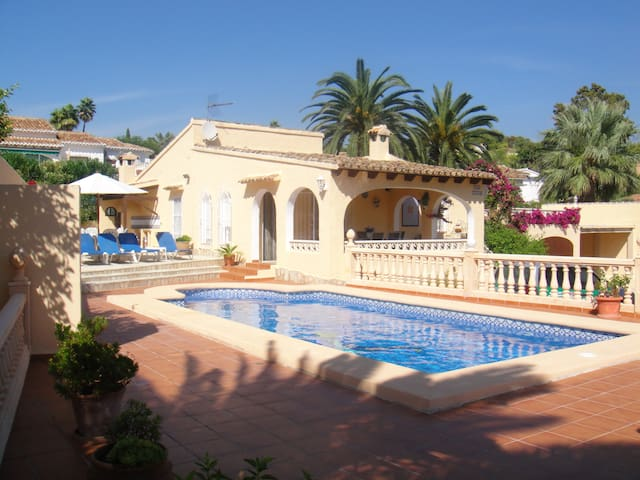 Chalet con piscina - Teulada - Vacation home