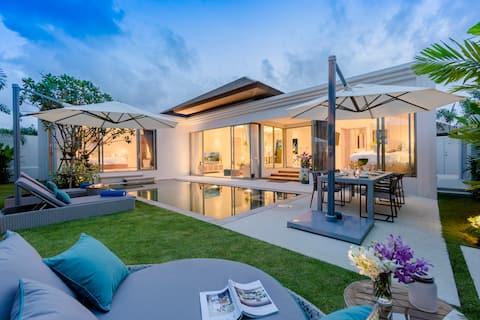 Baanjai Trichada Villa Phuket
