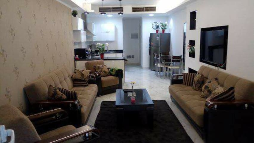 5starts service apartment beside city centre mall