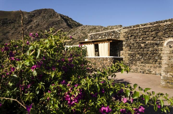 Pantelleria Dammuso Zafiro Perlato Monolocale