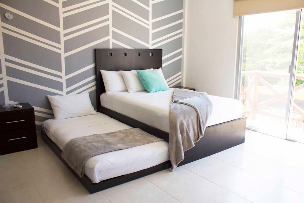 Cama Extra Opcional / Extra Bed Optional