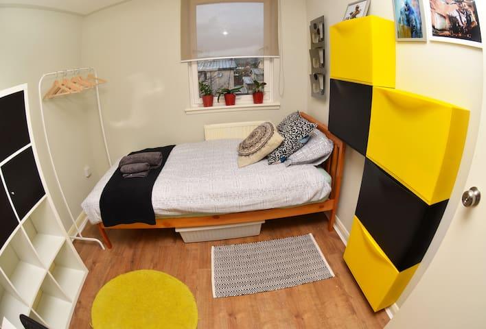 Single Room,  Quiet Area, Free Parking