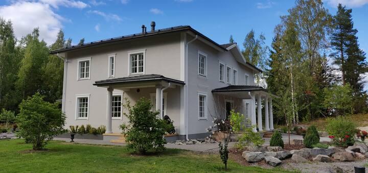 Ylöjärvi, upea ja tilava koti