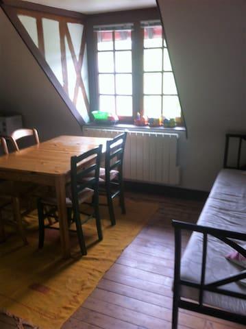 Appartement Hirondelles