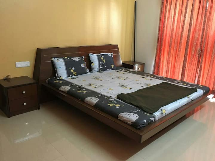 Spacious Bungalow in gated community in Bavdhan