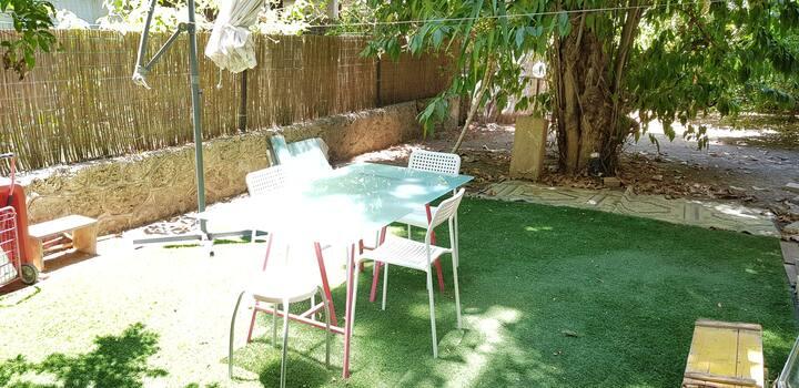 Garden Loft Tel Aviv Center