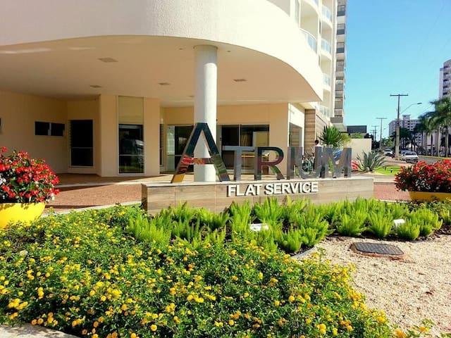 Excelente Prive Atrium Thermas Residence Service