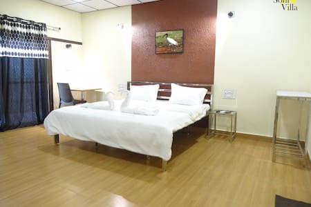 Soni Villa * LAKEVIEW * Room-106 * #Ambardi