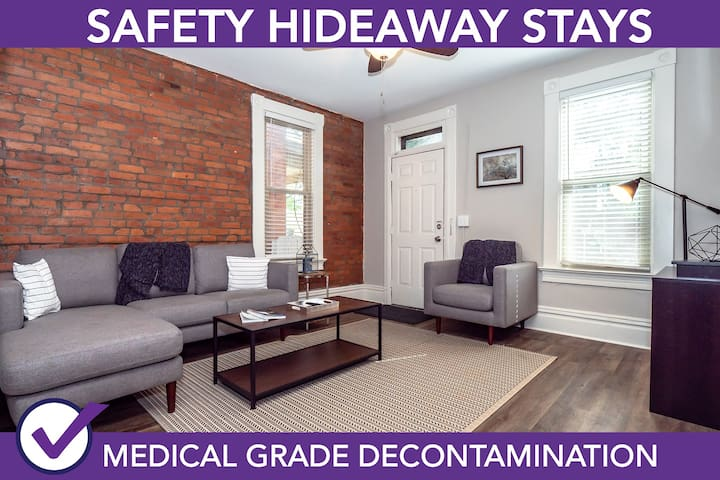 Safety Hideaway - Medical Grade Clean Home 10