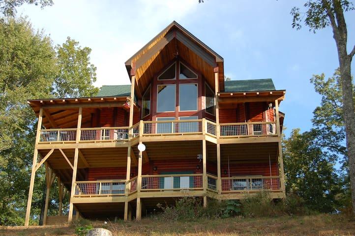 New Mountain Cabin near John C. Campbell School