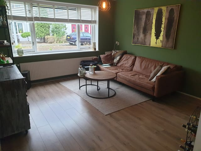 Cozy one bedroom appartment with garden Amsterdam