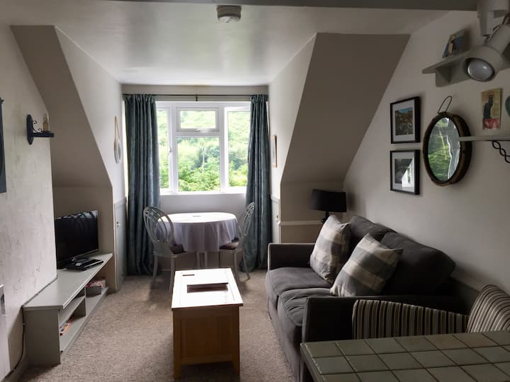 The Ryder, one-bedroom apartment in Polperro