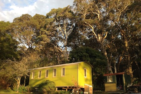 Cozy cabin in tranquil Frog Hollow - Blackheath - Cottage