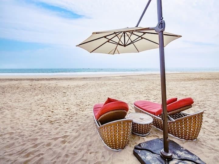 优客•陵水(三亚)香水湾度假区亲子家庭三房