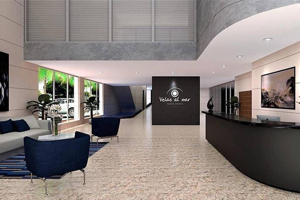 Lobby - Front Desk