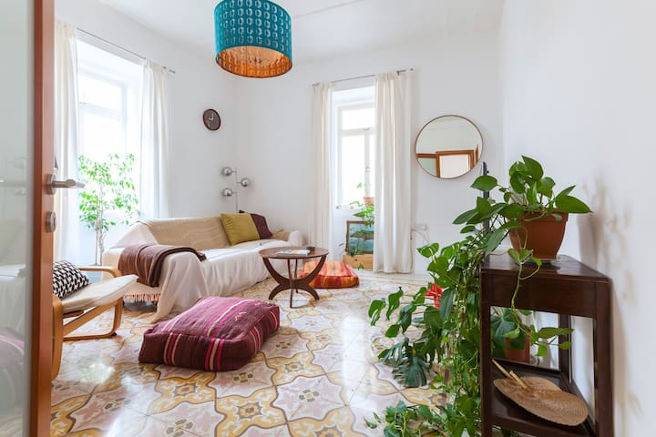 Beautiful, spacious apartment - Valletta