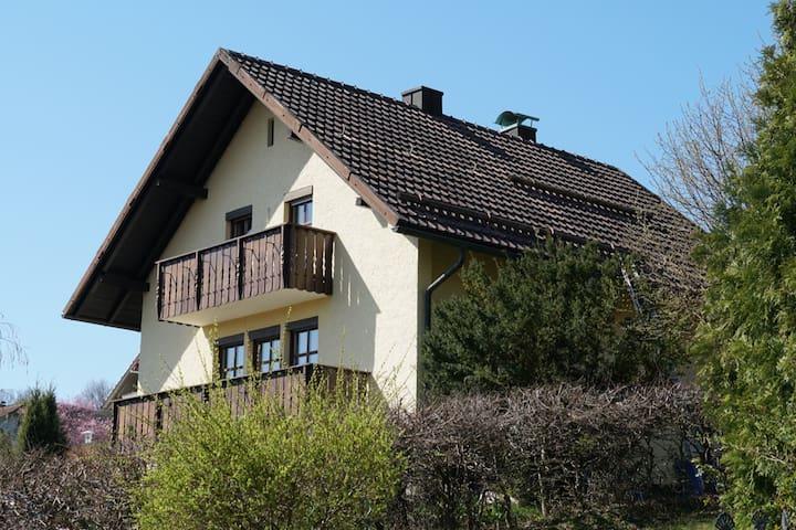 Ferienhaus zum Brudersbrunn