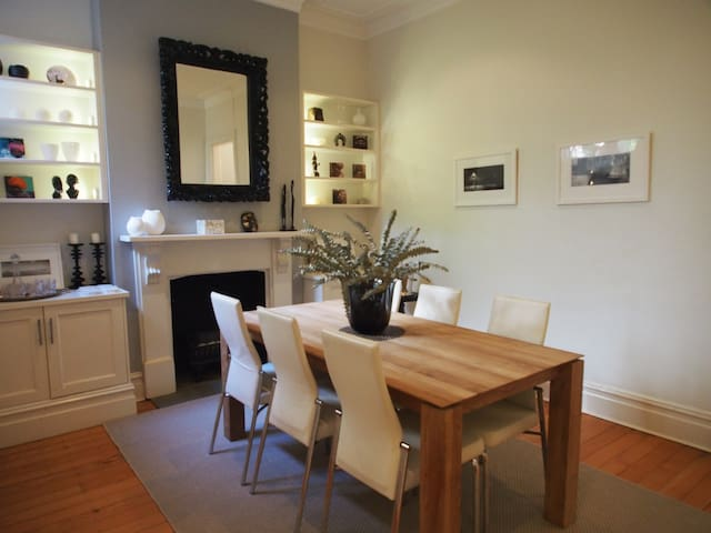 Modern Victorian 3 Bed Terrace in Paddington - Edgecliff - Ev
