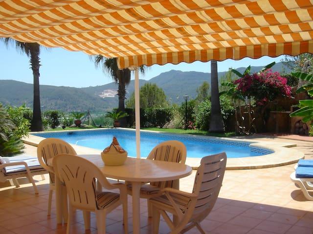 La Palmera Urb. Monte Corona - Ador - House