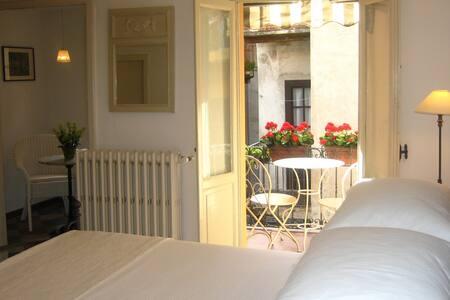 Rustic Village Casa for 2, 4 or 6 guests - Sala Comacina - Dům