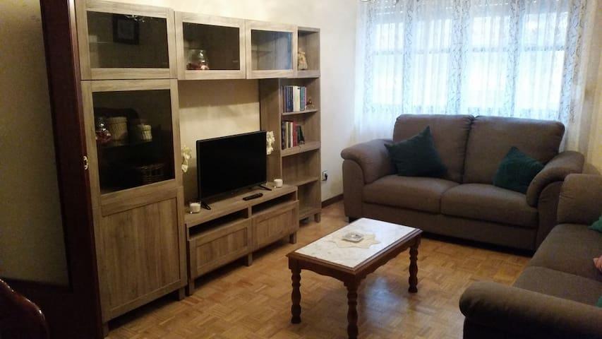Apartamento para cinco personas