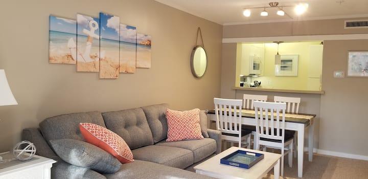 Ocean Creek Resort- Newly remodeled beach condo