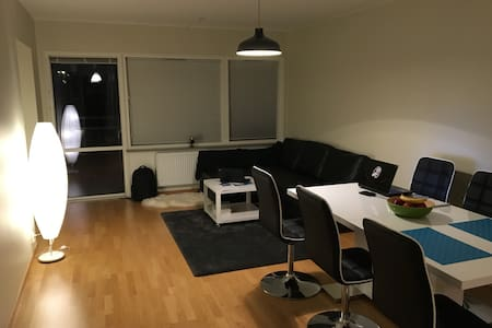 New apartment, 2 beds, close to Lund Uni. - Lund