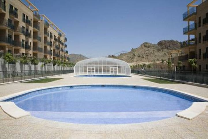 Apartment next to natural spa and hot springs - Villanueva del Río Segura - Apartmen