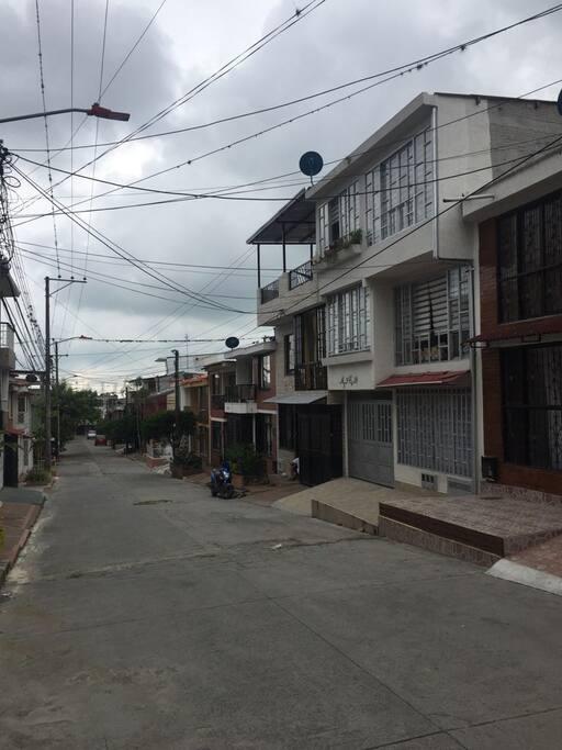 Barrio tradicional de la ciudad, muy tranquilo