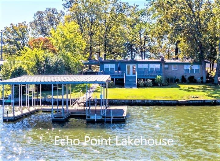 Echo Point Lake House - Lake Hamilton