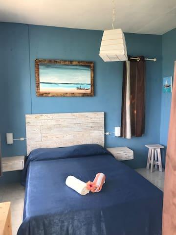 Le Lagon Bleu, chambres d'hôtes, chambre double