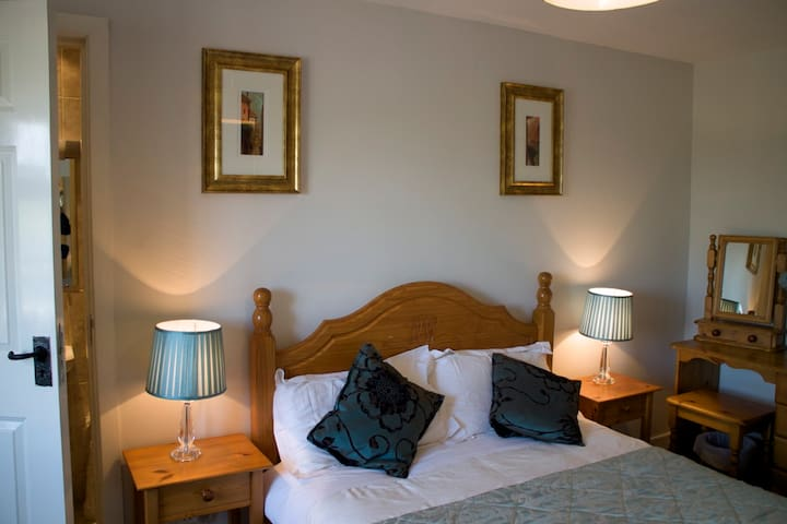 Double Bedroom B&B - Kildare - Apartamento