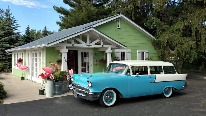 Retro Motorlodge with Award-Winning Renovations!