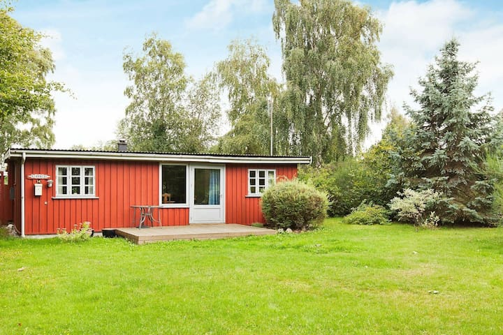 Lovely Holiday Home in Kalundborg near Sea