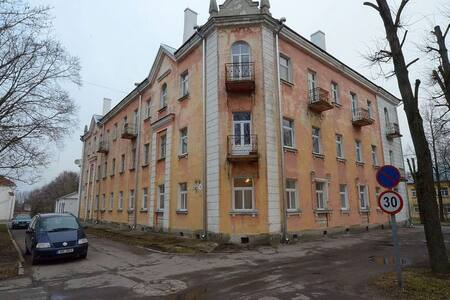 3х комнатная квартира в центре Нарвы - Narva
