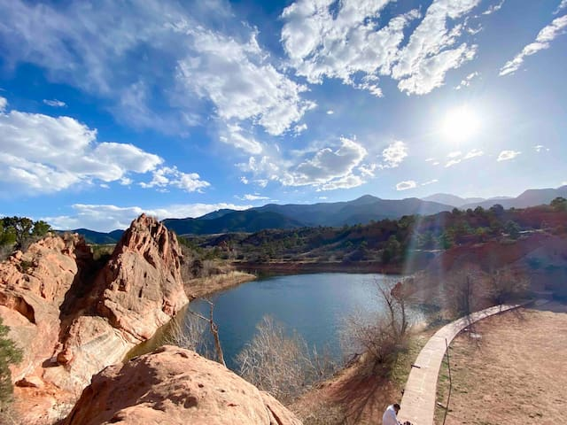 The RETREAT🌿@Red Rock Canyon -Best COS location!
