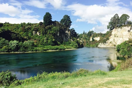 Riverbank Cottage - Taupo