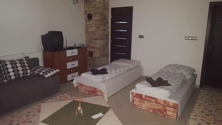 Family apartmen 2 - Korona panzió -Balog nad Ipľom