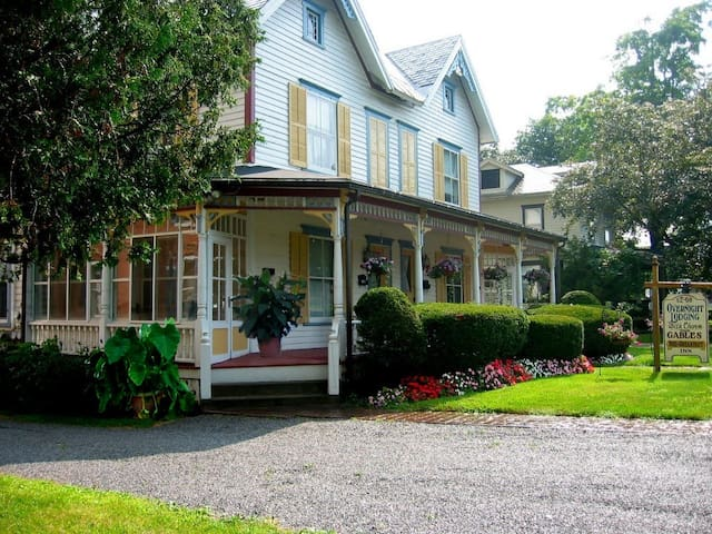 The Gables Bed and Breakfast Inn - Cobleskill - Penzion (B&B)