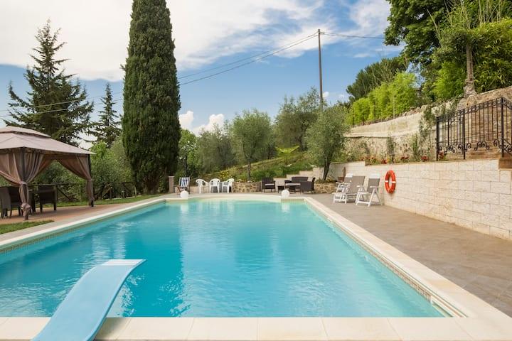 Villa 'Colombaiolo di Marciano', 30