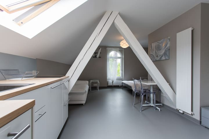 Studio Bussigny-près-Lausanne 7 - Bussigny-près-Lausanne - อพาร์ทเมนท์