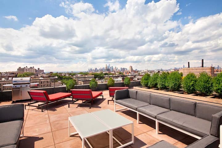 Holidays in NYC - Luxury Apartment in Brooklyn