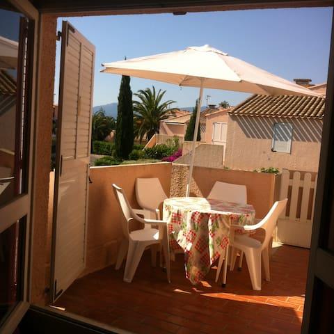 Maisonnette Casella à 150m plage - Saint-Cyprien