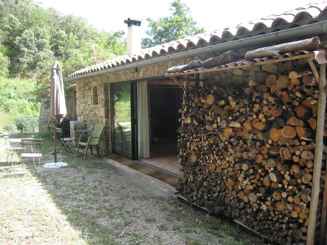 Mazet en Cévennes méridionales - Soudorgues - Rumah