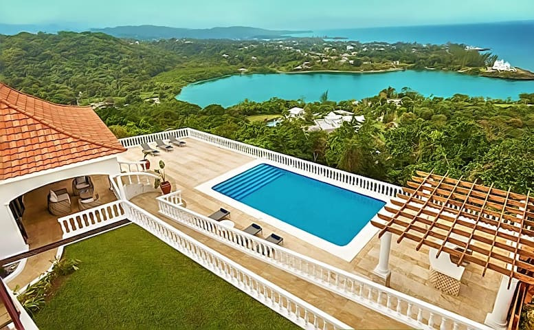 Heaven - Port Antonio - Villa