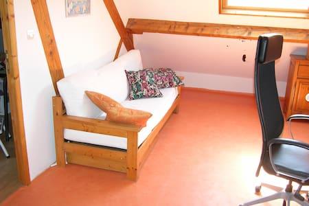 Chambre avec salle de bains privative au calme - Orvault