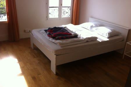 Paris VI - BRIGHT, CALM AND COZY - Paris - Apartment